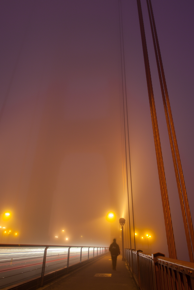 Golden Gate Bridge Fog | Walker: Image #20110828_0203