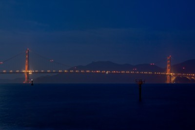 Early Morning Image | Golden Gate Bridge